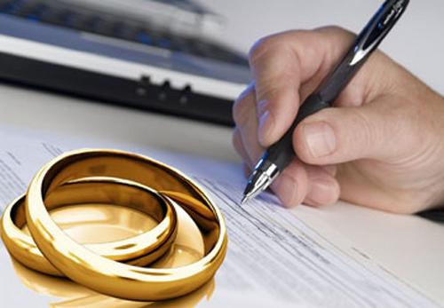 Cách viết đơn xin ly hôn thuận tình