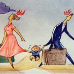 Quyền nuôi con dưới 12 tháng tuổi khi ly hôn