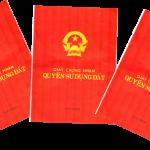 Sang tên sổ đỏ nhanh nhất tại Hà Đông – Hà Nội