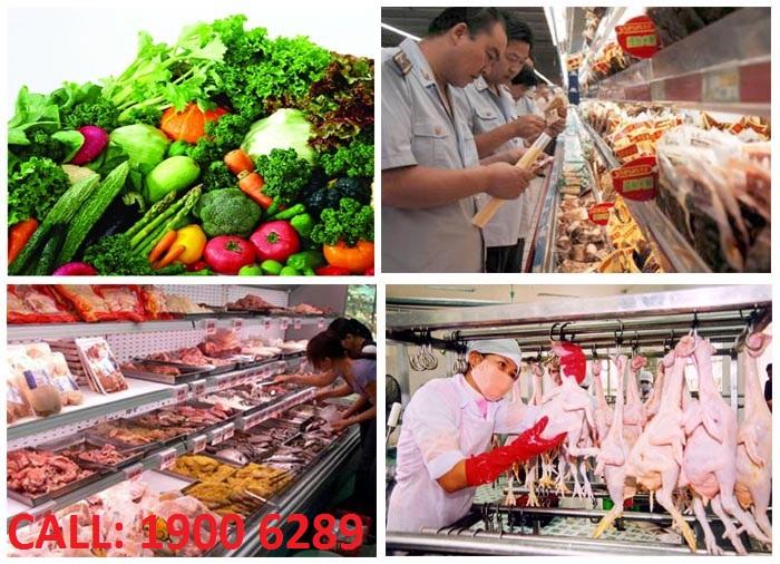Lệ phí cấp giấy chứng nhận cơ sở đủ điều kiện an toàn thực phẩm