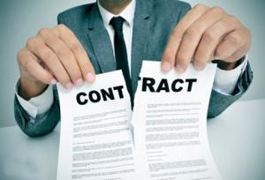 Có thể hủy bỏ hợp đồng trong trường hợp nào?