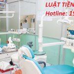 Tư vấn quy định mới nhất về cấp phép phòng khám răng hàm mặt