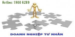 Tư vấn quy định mới nhất về đăng ký thành lập doanh nghiệp tư nhân
