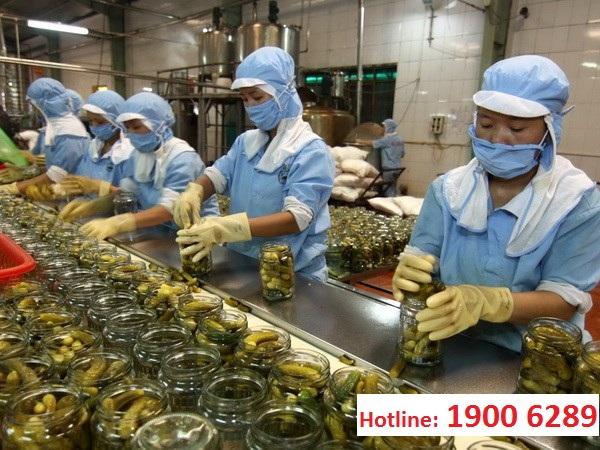 Cấp Giấy chứng nhận cơ sở đủ điều kiện an toàn thực phẩm đối với cơ sở sản xuất