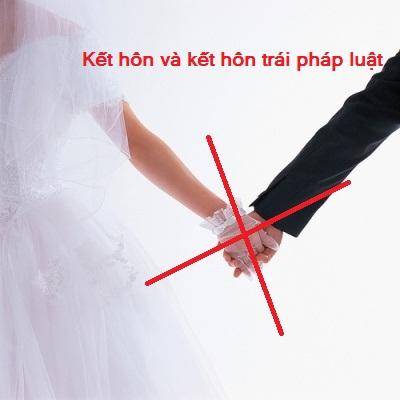 Quy định của pháp luật về kết hôn trái pháp luật