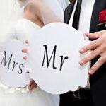 Cần mang những giấy tờ gì khi đi đăng ký kết hôn?