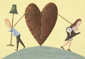 Nguyên tắc chia tài sản chung và tài sản riêng của vợ chồng khi ly hônNguyên tắc chia tài sản chung và tài sản riêng của vợ chồng khi ly hôn