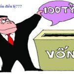 Thủ tục tăng vốn điều lệ doanh nghiệp