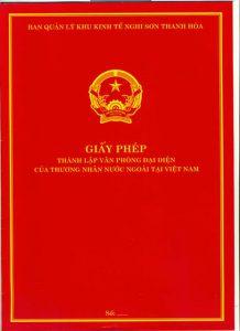 Thủ tục cấp giấy phép thành lập Văn phòng đại diện của Doanh nghiệp Du lịch nước ngoài tại Việt Nam