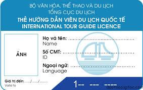 Thủ tục cấp thẻ hướng dẫn viên du lịch nội địa