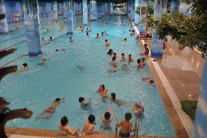 Cấp giấy chứng nhận cơ sở đủ điều kiện hoạt động bể bơi