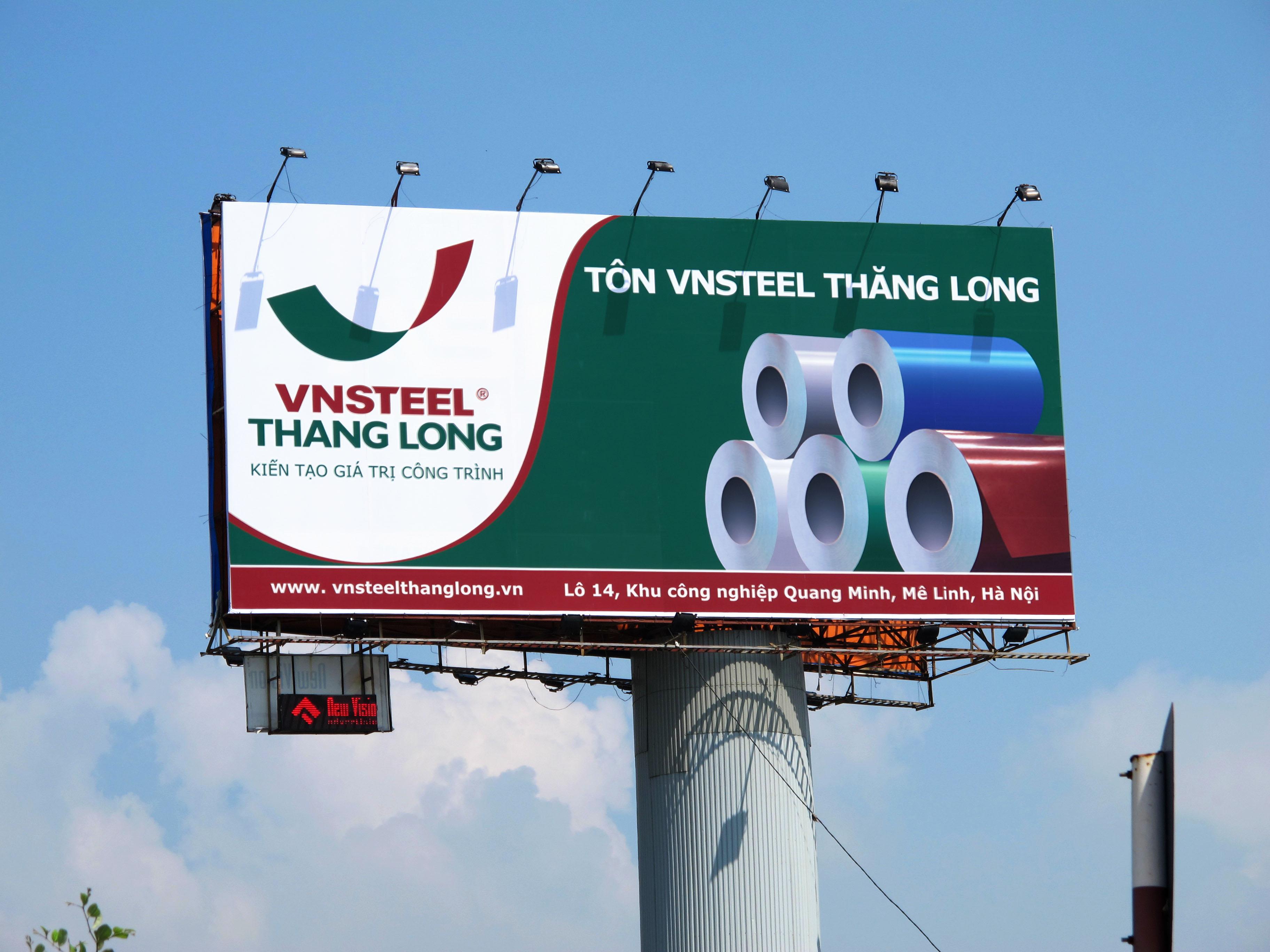Xin gia hạn Giấy phép thực hiện quảng cáo trên các bảng biển cỡ lớn