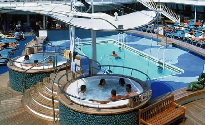 Lệ phí khi xin cấp giấy phép hoạt động kinh doanh dịch vụ bể bơi
