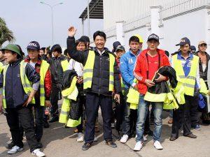 Thủ tục cấp giấy phép hoạt động dịch vụ đưa người lao động đi làm việc ở nước ngoài theo hợp đồng