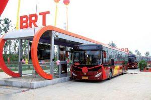 Cách kiểm tra có bị phạt nguội khi đi vào đường BRT