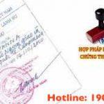 Quy định của pháp luật về chứng nhận lãnh sự giấy tờ Việt Nam để sử dụng tại nước ngoài
