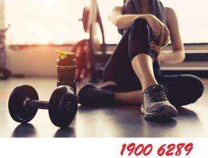 Điều kiện kinh doanh môn Thể dục thể hình và Fitness