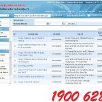 Thủ tục đăng ký thông tin trên Hệ thống mạng đấu thầu quốc gia