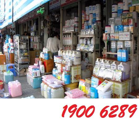 Xin cấp giấy chứng nhận đủ điều kiện kinh doanh hóa chất sản xuất