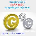 Hồ sơ đăng kýquốc tế nhãn hiệucó nguồn gốc Việt Nam