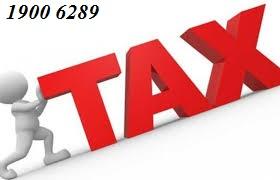 Các loại thuế áp dụng đối với phòng khám