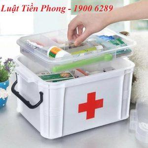 Quy định mới nhất về hộp thuốc cấp cứu chống sốc phản vệ