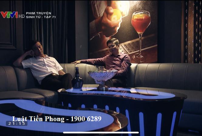 Hạn chế sử dụng hình ảnh uống rượu, bia trên phim ảnh