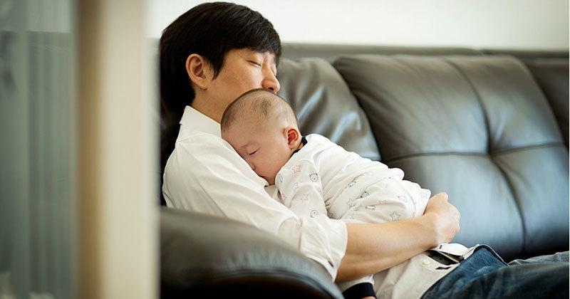 Các trường hợp cha là người nuôi con dưới 36 tháng tuổi