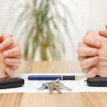 Phân chia tài sản chung khi ly hôn