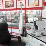Cấp phép hoạt động với cửa hàng kính thuốc