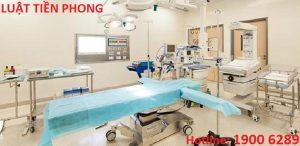 Thủ tục xin cấp giấy phép hoạt động đối với phòng khám tai mũi họng