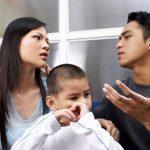 Phải làm gì khi chồng không cho gặp con sau ly hôn