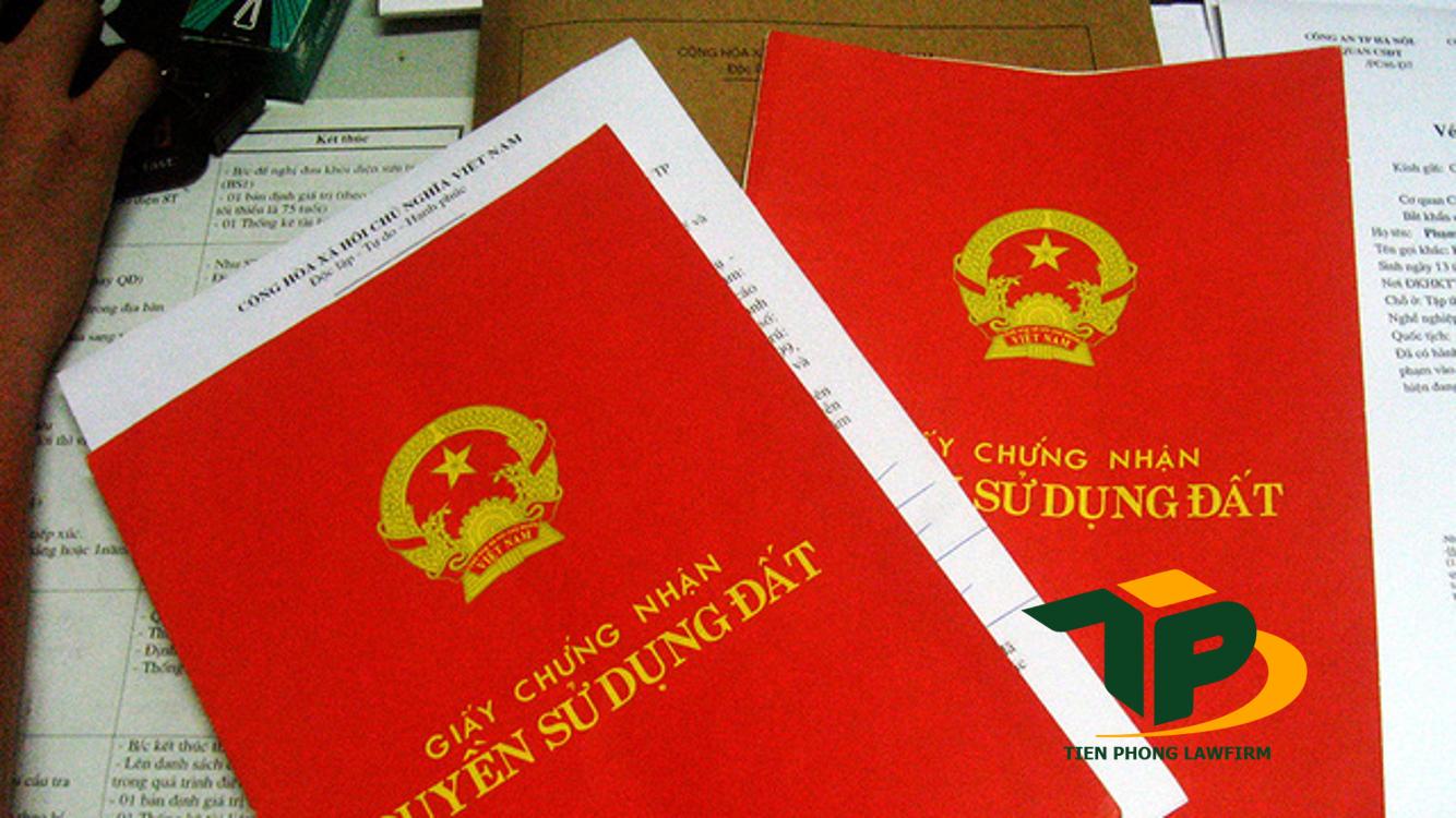 Cấp sổ đỏ trong trường hợp diện tích đất tăng so với hồ sơ