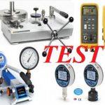 Thủ tục kiểm định phương tiện đo