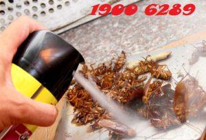 Thủ tục công bố cơ sở đủ điều kiện sản xuất chế phẩm diệt côn trùng, diệt khuẩn