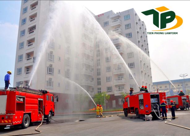 Điều kiện an toàn phòng cháy và chữa cháy đối với khu dân cư