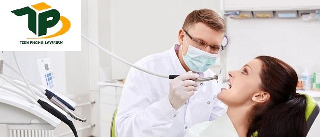 Tư vấn điều kiện mở phòng trồng răng