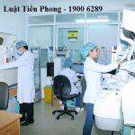 Quy định mới nhất về điều kiện cấp giấy phép hoạt động đối với phòng xét nghiệm
