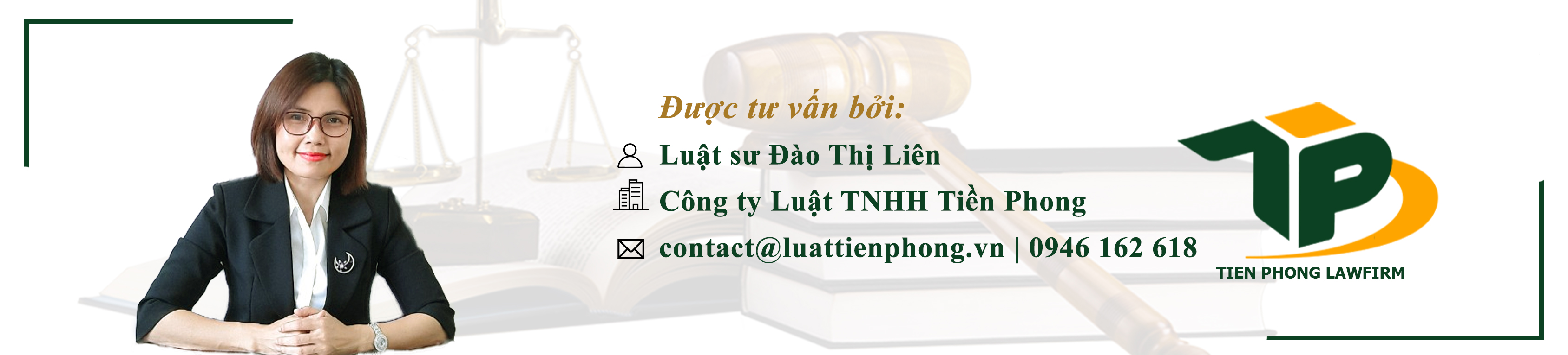 Luật sư Tiền Phong