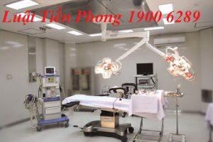 Thủ tục cấp giấy chứng nhận đăng ký lưu hành sản phẩm trang thiết bị y tế
