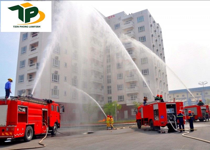 Cơ sở nào thuộc diện phải quản lý phòng cháy chữa cháy?