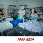 Xin cấp giấy chứng nhận đủ điều kiện sản xuất hóa chất kinh doanh có điều kiện