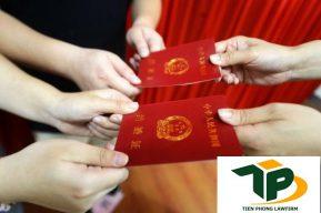 Thủ tục người Việt Nam kết hôn tại Trung Quốc