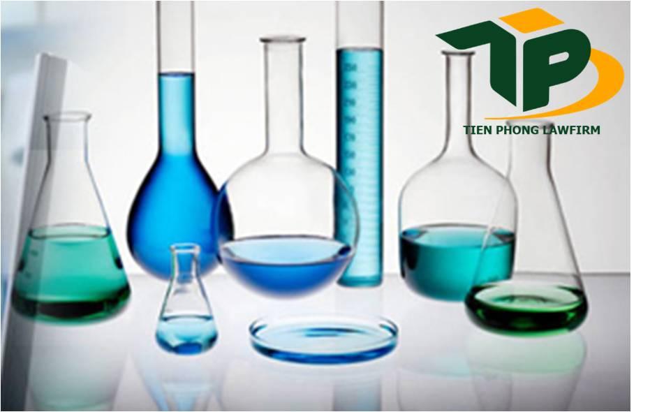 Mẫu đơn xin cấp phép sản xuất hóa chất Bảng 2, Bảng 3
