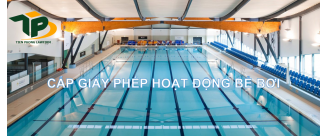 Cấp giấy phép hoạt động bể bơi quận Hà Đông 2020