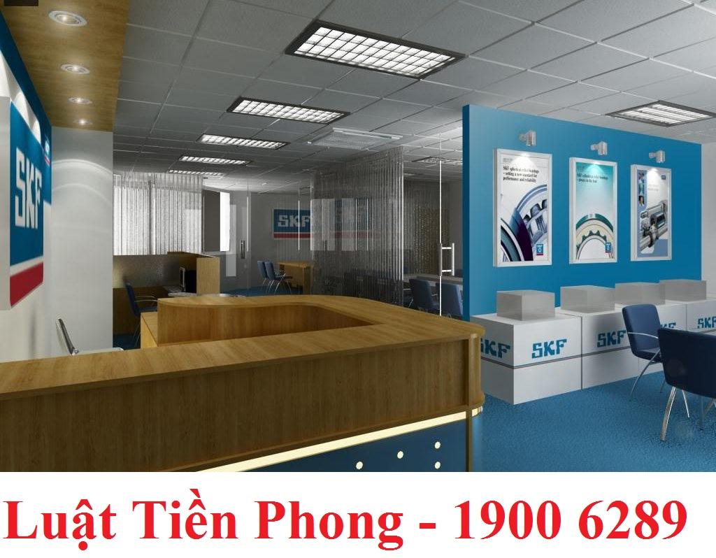 Thông báo hoạt động của văn phòng đại diện của thương nhân nước ngoài tại Hà Nội