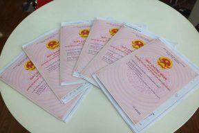Các loại giấy tờ về đất được sử dụng làm căn cứ cấp giấy chứng nhận quyền sử dụng đất