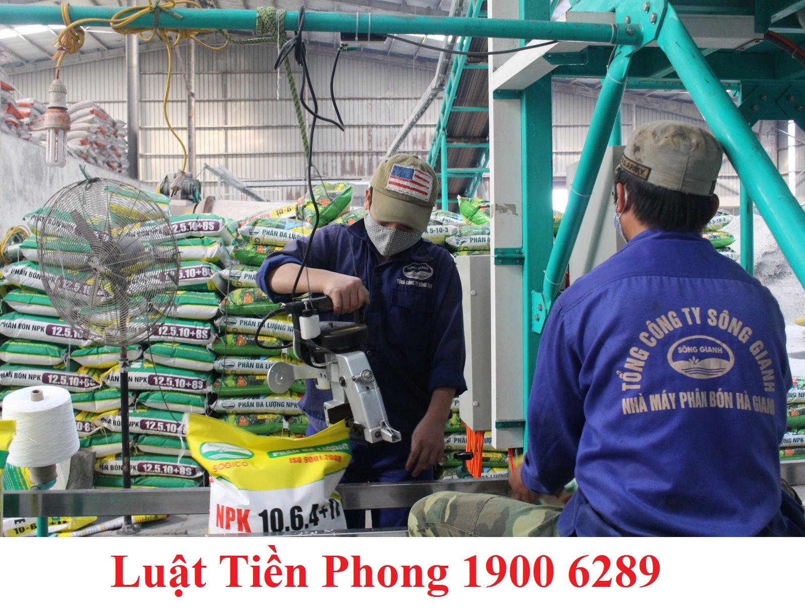 Mẫu đơn đề nghị cấp giấy phép sản xuất phân bón mới nhất