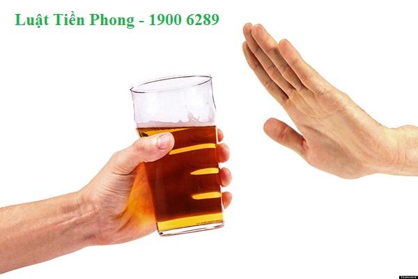 Một số quy định mới về phòng, chống tác hại của rượu bia
