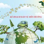 Thủ tục đăng ký kế hoạch bảo vệ môi trường mới nhất